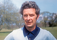 Harry Middleton, professional golfer, Shandon Park Golf Club, Belfast, N Ireland, who emigrated to South Africa in the 1970's. 197305020244a<br />