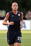 22 July 2009: Abby Wambach (USA). The United States Women's National Team defeated the Canada Women's National Team 1-0 at Blackbaud Stadium in Charleston, South Carolina in an international friendly soccer match.