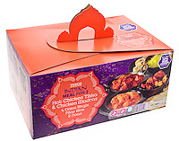 Tesco Indian Take Away Meal for Two - Jan 2013.