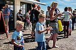 Nederland,Volendam, 05-08-2015  . FOTO: Gerard Til