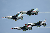 Thunderbirds Show de Aviacion