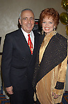 PAT SELLERS & SPENCER ROSS  AT THE .UNITED CEREBRAL PALSY 48TH ANNUAL AWARDS DINNER.ON APRIL 23,2003 AT THE MARRIOTT MARQUIS..PHOTO BY ROBIN PLATZER,TWIN IMAGES