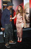 HOLLYWOOD, CA - APRIL 18: Stephen Boss, Allison Holker at the premiere of 'Unforgettable' at the TCL Chinese Theatre on April 18, 2017 in Hollywood, California. <br /> CAP/MPI/DE<br /> &copy;DE/MPI/Capital Pictures