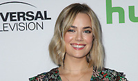 WEST HOLLYWOOD, CA - SEPTEMBER 09: Rebecca Rittenhouse  attends The Mindy Project 100th Episode Party at E.P. & L.P. on September 9, 2016 in West Hollywood, California. (Credit: Parisa Afsahi/MediaPunch).