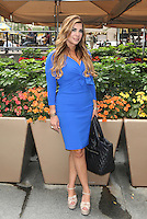 NEW YORK, NY - JULY 7: Siggy Flicker seen on July 7, 2016 in New York City. Credit: DC/Media Punch
