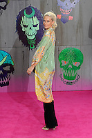 LONDON, ENGLAND - AUGUST 3: Poppy Delevingne attending the 'Suicide Squad' European Premiere at Odeon Cinema, Leicester Square on August 3, 2016 in London, England.<br /> CAP/MAR<br /> &copy;MAR/Capital Pictures /MediaPunch ***NORTH AND SOUTH AMERICAS ONLY***