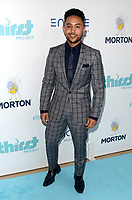 BEVERLY HILLS, CA - APRIL 18:  Tahj Mowry at The 8th Annual Thirst Gala at The Beverly Hilton Hotel on April 18, 2017 in Beverly Hills, California. <br /> CAP/MPI/DE<br /> &copy;DE/MPI/Capital Pictures