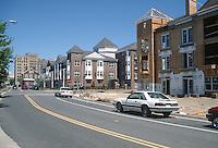 1999 April ..Redevelopment.Downtown West (A-1-6)..THE HERITAGE LOOKING DOWN FROM DUKE STREET..Gene Woolridge.NEG#.NRHA#..