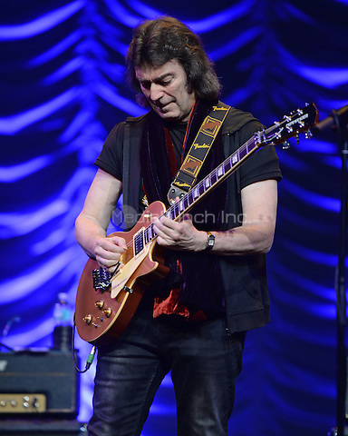FORT LAUDERDALE, FL - APRIL 14: Steve Hackett performs at The Parker Playhouse on April 14, 2016 in Fort Lauderdale, Florida. Credit: mpi04/MediaPunch