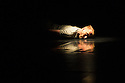 "London, UK. 15.04.2014. HeadSpaceDance present IF PLAY IS PLAY..., a triple bill of new work, in the Linbury Studio, Royal Opera House, London. Picture shows:  Christopher Akrill in ""Two"". Photograph © Jane Hobson."