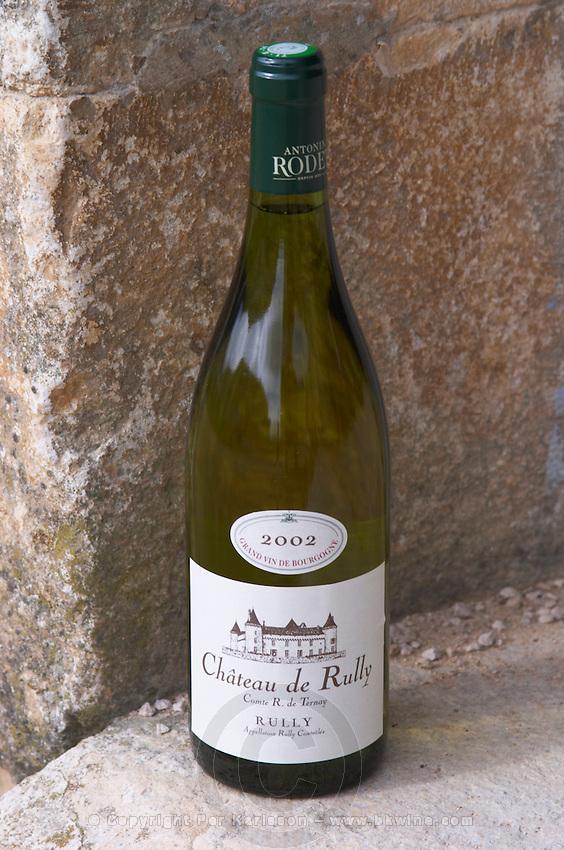 comte r de ternay chateau de rully burgundy france