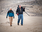 Morning on the Dunes with Moose Peterson at 0-darkthirty during Shooting the West XXIX, Winnemucca, Nevada, The Nevada Photography Experience<br /> <br /> Sharon and Moose Peterson<br /> <br /> <br /> <br /> <br /> <br /> <br /> #WinnemuccaNevada, #ShootingTheWest, #TheNevada