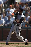 Ken Griffey Jr. Baseball: Cincinnati Reds vs San Francisco Giants. San Francisco, CA 7/4/2005 MANDATORY CREDIT: Brad Mangin