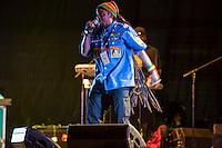 Love City Live Main Event.<br /> Reggae music festival.<br /> Cruz Bay, St. John.U.S. Virgin Islands