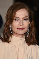 Isabelle Huppert at the 2017 EE British Academy Film Awards (BAFTA) After-Party held at the Grosvenor House Hotel, London, UK. <br /> 12 February  2017<br /> Picture: Steve Vas/Featureflash/SilverHub 0208 004 5359 sales@silverhubmedia.com