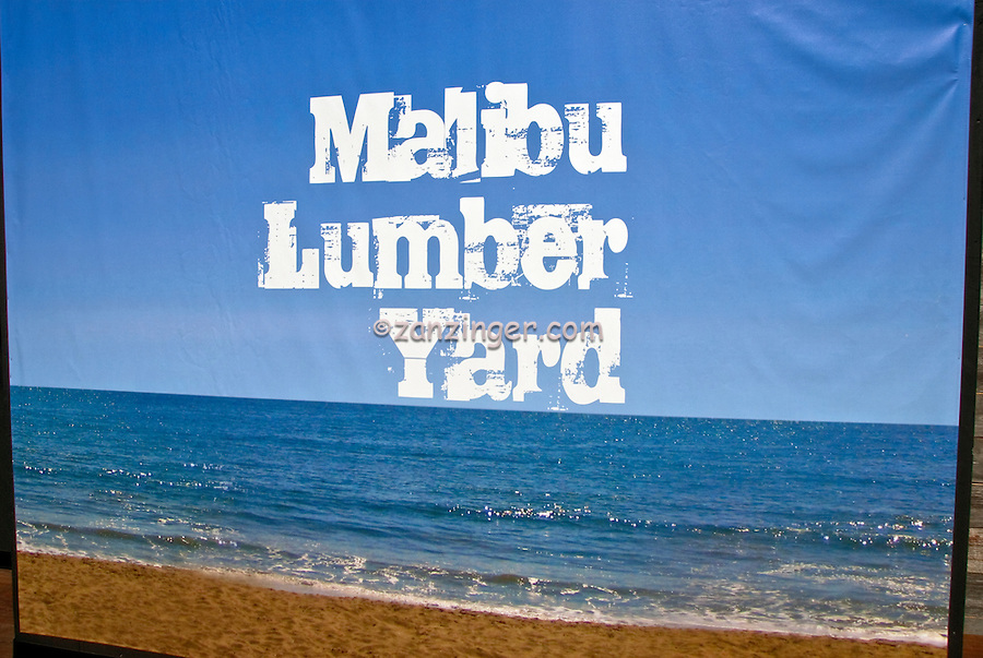 Malibu ca lumber yard retail stores boutiques for Used lumber los angeles