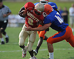 Lafayette High vs. Southaven in a jamboree at William L. Buford Stadium at LHS in Oxford, Miss. on Thursday, May 13, 2010.