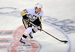 3 February 2009: Pittsburgh Penguins' center Sidney Crosby in action against the Montreal Canadiens at the Bell Centre in Montreal, Quebec, Canada. The Canadiens defeated the Penguins 4-2. ***** Editorial Sales Only ***** Mandatory Photo Credit: Ed Wolfstein Photo