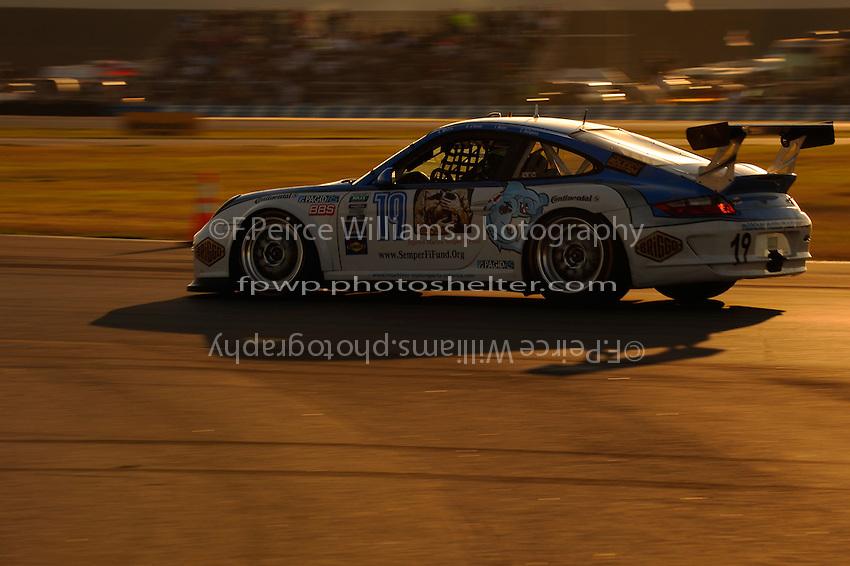 #19 Muehlner Motorsports America Porsche GT3 Cup of Derek Whitis, Rhett O'Doski, Ian Nater & Scott Dollahite
