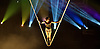 Circolombia<br /> Acelere<br /> at The Roundhouse, Chalk Farm, London, Great Britain <br /> 14th April 2015 <br /> Press photocall<br /> <br /> <br /> <br /> Julia Sanchez Aja<br /> <br /> Photograph by Elliott Franks <br /> Image licensed to Elliott Franks Photography Services