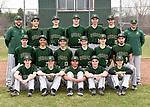 3-28-17, Huron High School junior varsity baseball team
