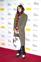 LONDON, ENGLAND - NOVEMBER 22: Bella Freud attends The Design Museum VIP launch on November 22, 2016 in London, United Kingdom<br /> CAP/PP/GM<br /> &copy;GM/PP/Capital Pictures /MediaPunch ***NORTH AND SOUTH AMERICAS ONLY***