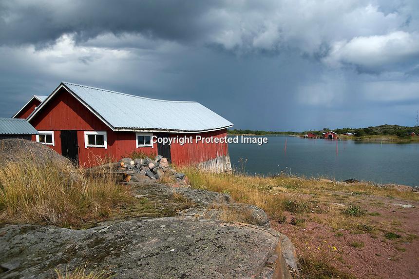 Island of Kökar, Åland, Finland