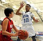 1-26-16, Skyline High School vs Monroe High School boy's JV basketball