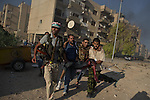 Remi OCHLIK/IP3 PRESS - On august, 25, 2011 In Tripoli -