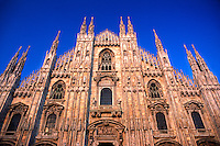 Duomo (cathedral), Milan, Italy
