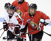 110923 - Ottawa Senators PWHL at Northeastern University Huskies (w)