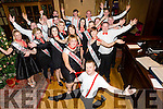 Ballymac GAA launch their Strictly Come Dancing fundraiser at Ballygarry House Hotel. Pictured Angela Lenihan and Denis Doorly with some of the contestant's who will be perform on Saturday 11th February, doors open at 8pm