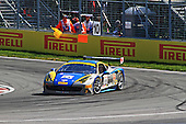 Ferrari challenge held during the Montreal Grand Prix weekend at circuit Gilles-Villeneuve