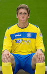 St Johnstone FC...Season 2011-12.Gareth Rodger.Picture by Graeme Hart..Copyright Perthshire Picture Agency.Tel: 01738 623350  Mobile: 07990 594431