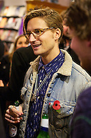 Oliver Proudlock at Francis Boulle's Book Launch