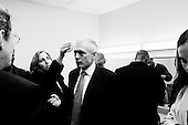 Columbia, South Carolina.USA.January 30, 2004..General Wesley Clark attends a meeting at the Center for Community Change Presidentual Forum.