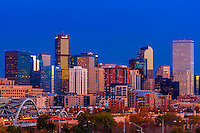 USA-Colorado-Denver-Skylines