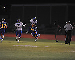 Oxford High's LeAnthnony Rogers (30) is called for pass interference vs. Grenada in Oxford, Miss. on Friday, August 17, 2012. Oxford won 28-22.