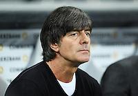 FUSSBALL INTERNATIONAL TESTSPIEL in Muenchen in der Allianz Arena Deutschland - Italien    29.03.2016  Trainer Joachim Loew (Deutschland)