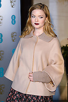 Holiday Grainger at the 2017 EE British Academy Film Awards (BAFTA) After-Party held at the Grosvenor House Hotel, London, UK. <br /> 12 February  2017<br /> Picture: Steve Vas/Featureflash/SilverHub 0208 004 5359 sales@silverhubmedia.com