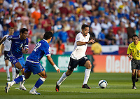 USA 2-1 over El Salvador in a CONCACAF World Cup qualifying match at Rio Tinto Stadium, in Sandy Utah, Saturday, September 5, 2009.