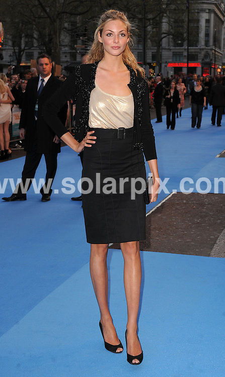 **ALL ROUND PICTURES FROM SOLARPIX.COM**.**WORLDWIDE SYNDICATION RIGHTS**.Blue carpet arrivals at the European Premiere of 'Fool's Gold'.  Held at the Vue cinema, Leicester Square, London..This Pic Tamsin Egerton.JOB REF: 6112      SSD     DATE:10.04.08.**MUST CREDIT SOLARPIX.COM OR DOUBLE FEE WILL BE CHARGED* *UNDER NO CIRCUMSTANCES IS THIS IMAGE TO BE REPRODUCED FOR ANY ONLINE EDITION WITHOUT PRIOR PERMISSION*