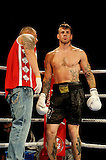 Paul Tyrl vs James Dearmin - Cruiserweight Professional Boxing - Photo Archive