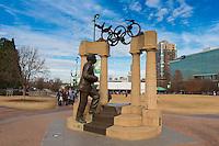 Gateway Of Dreams monument, Atlanta, Georgia