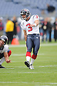 KRIS BROWN, of the Houston Texans in action during the Texans game against the Tennessee Titans on December 2, 2007 in Nashville, Tennessee...TITANS  win 28-20..SportPics