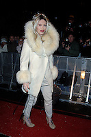 PETE BURNS<br /> Celebrity Big Brother 2006- Housemate arrivals<br /> Borehamwood, England<br /> 6 January 2006<br /> Dead or Alive full length drag transvestite fur collar white<br /> www.capitalpictures.com<br /> sales@capitalpictures.com<br /> &copy;Capital Pictures /MediaPunch ***NORTH AND SOUTH AMERICAS ONLY*** /MediaPunch ***NORTH AND SOUTH AMERICAS ONLY***