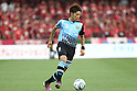 Yusuke Tanaka (Frontale), MAY 15th, 2011 - Football : 2011 J.League Division 1 match between Kawasaki Frontale 3-2 Kashima Antlers at Todoroki Stadium in Kanagawa, Japan. (Photo by Kenzaburo Matsuoka/AFLO).