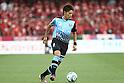 Yusuke Tanaka (Frontale), MAY 15th, 2011 - Football : 2011 J.League Division 1 match between Kawasaki Frontale 3-2 Kashima Antlers at Todoroki Stadium in Kanagawa, Japan. (Photo by Kenzaburo Matsuoka/AFLO).