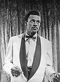 """CHUCK BERRY - Charles Edward Anderson """"Chuck"""" Berry (October 18, 1926 – March 18, 2017)- circa 1957.  Photo: MMMedia Archive/IconicPix"""