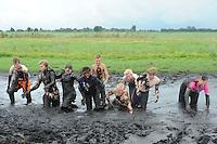 ALGEMEEN: DELFSTRAHUIZEN: 08-07- 2014, Boerderijrecreatie, Veenmodderbad, <br /> &copy;foto Martin de Jong